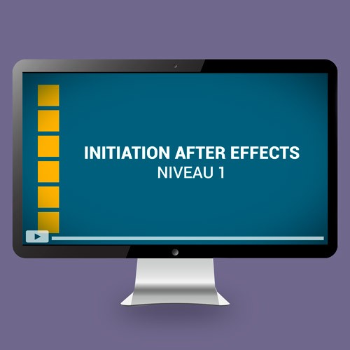 Initiation After Effects – Niveau 1