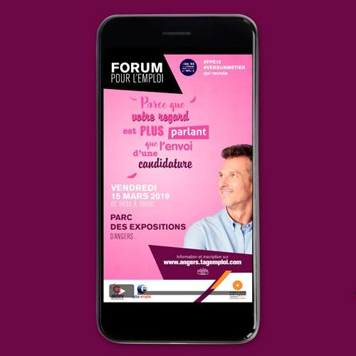 Forum Emploi Angers 2019