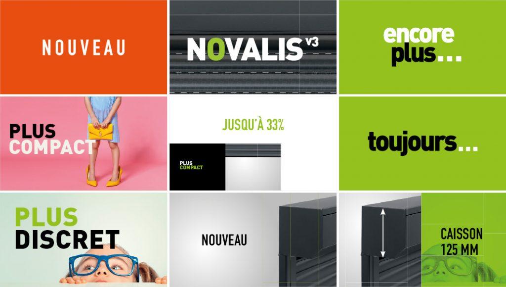 France Fermetures / Novalis V3 / Storyboard 1