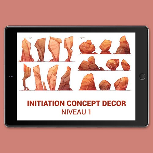 Initiation Concept Decor – Niveau 1